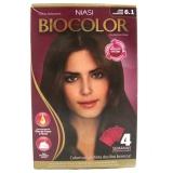 Tintura Biocolor 6.1 - Louro Escuro Acinzentado
