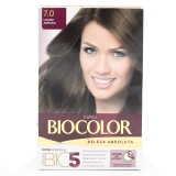 Tintura Biocolor 7.0 - Louro Medio