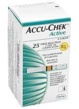 Accu-Chek Active 25tiras