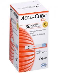 Accu-Chek Go 50tiras