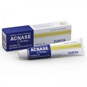Acnase 50 + 20 Mg Creme 25 G