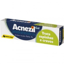 Acnezil 50 Mg Gel 20 G