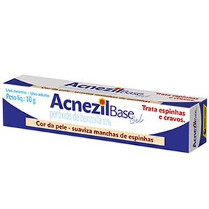 Acnezil Base 100 Mg 20 G