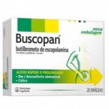 Buscopan 10 Mg 20 Drags