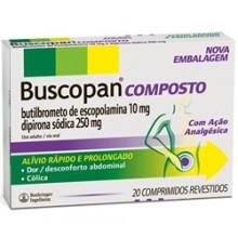 Buscopan Cpt C/20 Cpr Rev