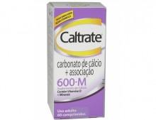 Caltrate 600 + M 60 Cprs