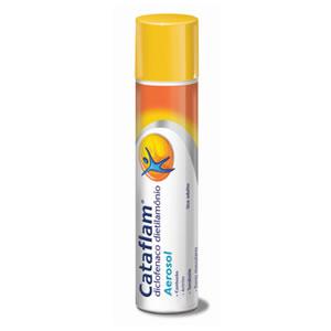 Cataflam 11,6 Mg Solução Tópica Aerosol 60 G