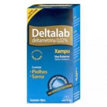 Deltalab Shampoo 100 Ml