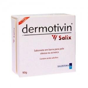 Dermotivin Sabonete Salix 90g