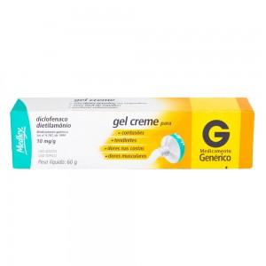 Diclofenaco De Dietilamonio 1% 60 G