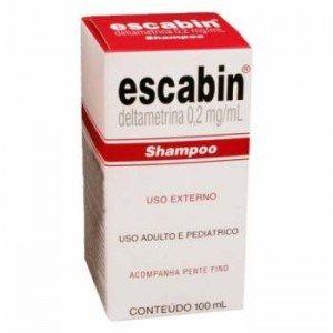 Escabin Sham C/100 Ml