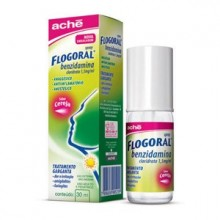 Flogoral 30 Ml Cereja