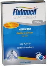 Fluimucil 40 Mg Granulado 6 Env X 5 G
