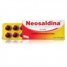 Neosaldina 20 Cprs