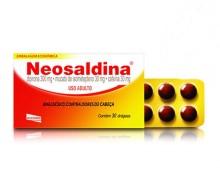 Neosaldina 30 Cprs