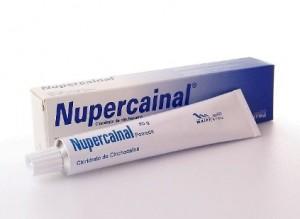 Nupercainal 11 Mg Pomada 20 G