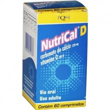 Nutrical D 500 + 2 Mg 60 Cprs