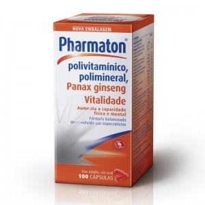 Pharmaton 100 Caps