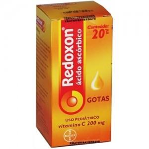 Redoxon 200 Mg Solução Oral 20 Ml