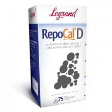 Repocal D 500 Mg +200 Ui Fr 75 Cpr Rev